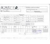 Сертификат качества на товар Арматура рифленая А-3 № 10