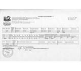 Сертификат качества на товар Профильная труба 100х50х2