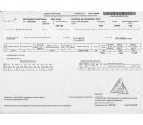 Сертификат качества на товар Профильная труба 40х20х1,2